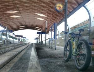 Kulturbahnhof Kassel, Gleis 5