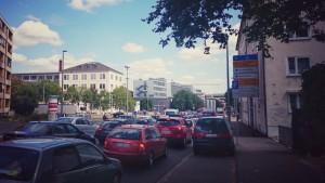 Wolfhager Straße, am Hlländischen Platz
