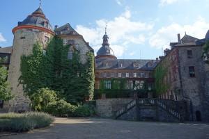 Schloss von Laubach