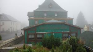 Das grüne Haus in Bozi Dar