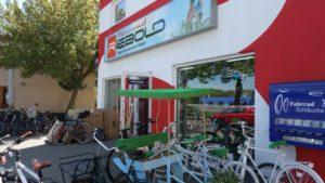 Meine Rettung: Der Bikeshop in Bad Hersfeld