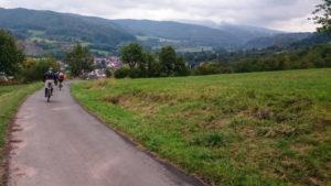 Abfahrt Hundelshausen