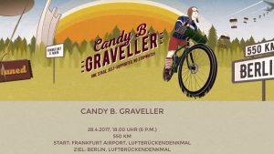 #cbg17 oder der Candy B. Graveller