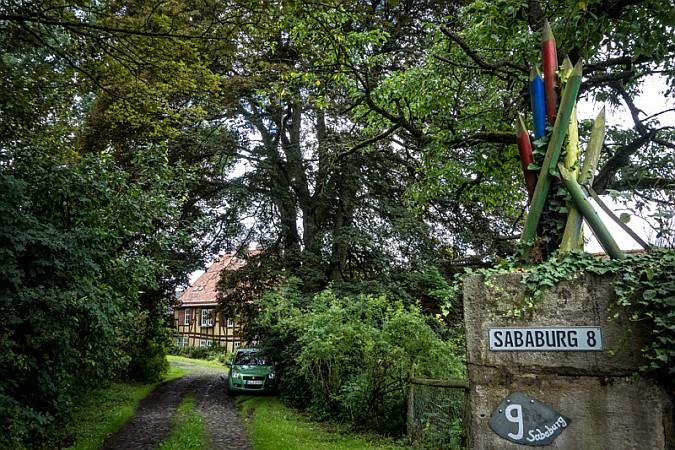 Im Reinhardswald-Nord mit Weserblick